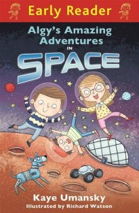 Baixar Algy's amazing adventures in space (early reader) pdf, epub, eBook