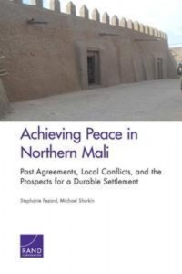 Baixar Achieving peace in northern mali pdf, epub, ebook