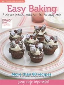 Baixar Easy baking pdf, epub, ebook