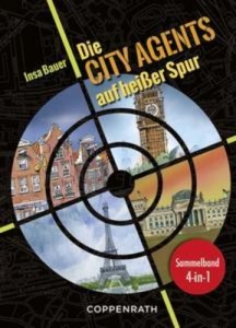 Baixar City agents auf heisser spur – sammelband 4 pdf, epub, ebook