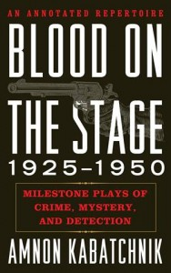 Baixar Blood on the stage, 1925-1950 pdf, epub, eBook