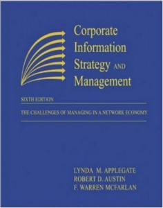 Baixar Corporate information strategy and management pdf, epub, eBook