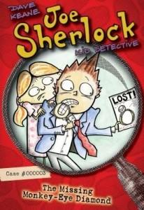 Baixar Joe Sherlock, Kid Detective, Case #000003: The Missing Monkey-Eye Diamond pdf, epub, eBook
