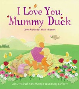 Baixar I love you, mummy duck pdf, epub, ebook