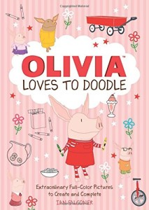 Baixar Olivia loves to doodle pdf, epub, eBook