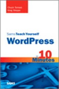 Baixar Sams teach yourself wordpress in 10 minutes pdf, epub, eBook