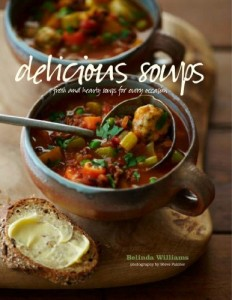 Baixar Delicious soups pdf, epub, eBook