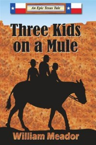 Baixar Three kids on a mule pdf, epub, eBook