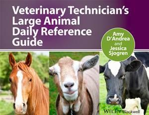 Baixar Veterinary technician's large animal daily pdf, epub, eBook