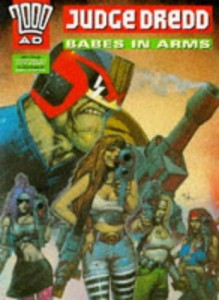 Baixar Judge dredd: babes in arms pdf, epub, ebook