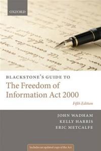 Baixar Blackstone's guide to the freedom of information pdf, epub, ebook