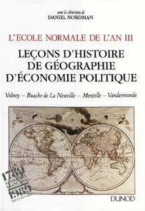 Baixar L'ecole normale de l'an iii. vol. 2, lecons pdf, epub, eBook