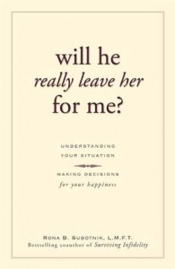 Baixar Will he really leave her for me?: understanding pdf, epub, ebook