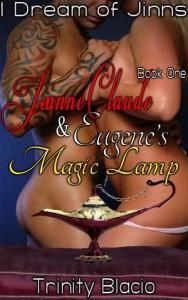 Baixar Jeanne-claude and eugene's magic lamp, book one: pdf, epub, eBook