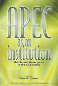 Baixar Apec as an institution: multilateral governance pdf, epub, ebook