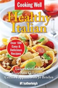 Baixar Cooking well: healthy italian pdf, epub, eBook