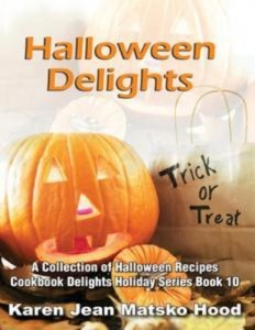 Baixar Halloween delights cookbook pdf, epub, ebook