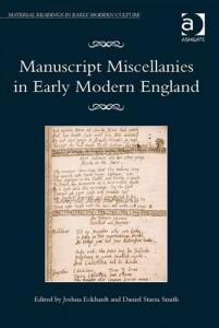 Baixar Manuscript miscellanies in early modern england pdf, epub, eBook