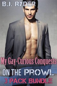 Baixar My gay-curious conquests: on the prowl (3 book pdf, epub, eBook