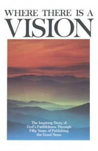 Baixar Where there is a vision pdf, epub, eBook
