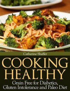 Baixar Cooking healthy: grain free for diabetics, pdf, epub, ebook