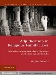 Baixar Adjudication in religious family laws pdf, epub, ebook