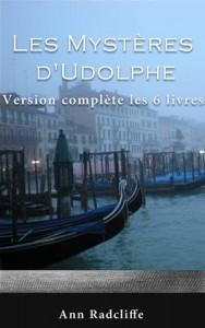 Baixar Mysteres d'udolphe (version complete les 6 pdf, epub, ebook