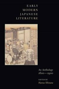 Baixar Early modern japanese literature pdf, epub, ebook