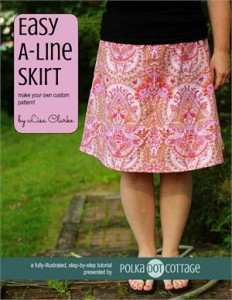 Baixar Easy a-line skirt pdf, epub, eBook
