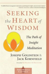 Baixar Seeking the heart of wisdom: the path of insight pdf, epub, ebook