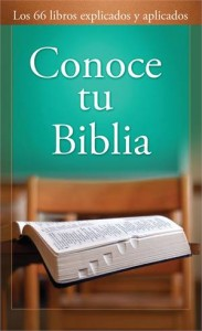 Baixar Conoce tu biblia pdf, epub, eBook