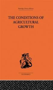 Baixar Conditions of agricultural growth pdf, epub, eBook