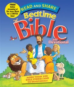 Baixar Read and share bedtime bible and devotional pdf, epub, ebook
