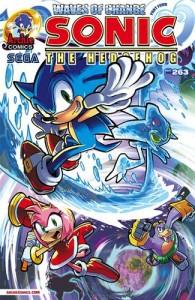Baixar Sonic the hedgehog #263 pdf, epub, eBook