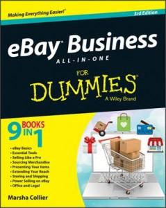 Baixar Ebay business all-in-one for dummies pdf, epub, eBook