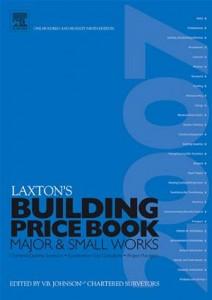 Baixar Laxton's building price book 2007 pdf, epub, ebook
