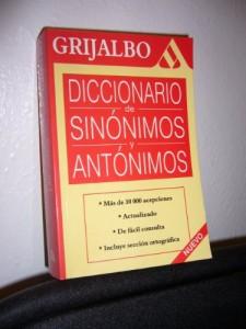 Baixar Diccionario de sinonimos antonimos pdf, epub, ebook