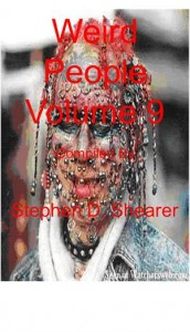 Baixar Weird people volume 09 pdf, epub, ebook