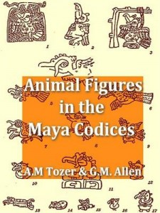 Baixar Animal figures in the maya codices pdf, epub, eBook