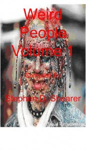 Baixar Weird people volume 01 pdf, epub, ebook