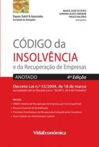 Baixar Codigo da insolvencia e da recuperaçao de pdf, epub, eBook