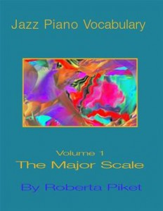 Baixar Jazz piano vocabulary volume one major scale pdf, epub, ebook