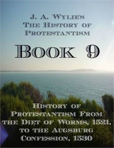 Baixar History of protestantism from the diet of worms, pdf, epub, ebook
