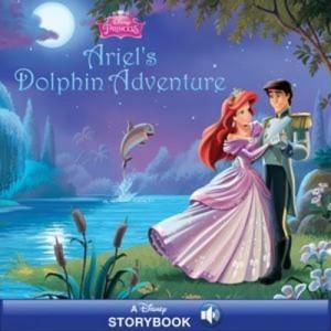 Baixar Disney princess: ariel's dolphin adventure pdf, epub, eBook