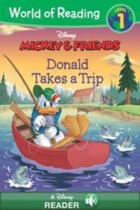 Baixar World of reading mickey & friends: donald takes pdf, epub, eBook