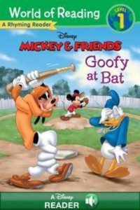 Baixar World of reading mickey & friends: goofy at bat pdf, epub, eBook