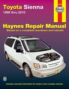 Baixar Toyota sienna 1998 thru 2010 pdf, epub, ebook
