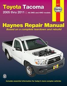 Baixar Toyota tacoma 2005-2011 pdf, epub, ebook