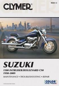 Baixar Suzuki 1500 intruder/boulevard c90 1998-2009 pdf, epub, eBook