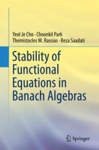 Baixar Stability of functional equations in banach pdf, epub, eBook